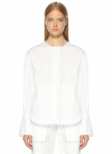 Aquilano Rimondi Bluz Beyaz